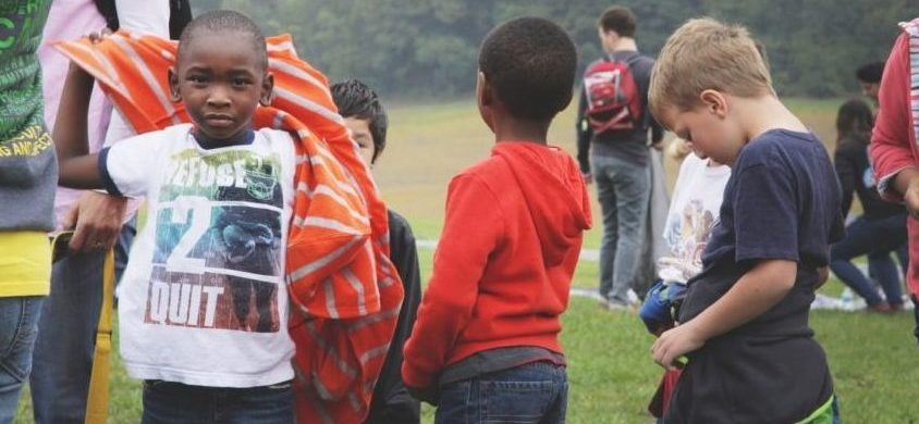 College Gardens Elementary: Fall Fun at Madison Fields