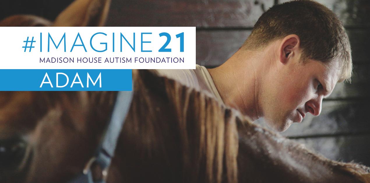 "#Imagine21 Film: Adam ""AJ"" Jones' Story"