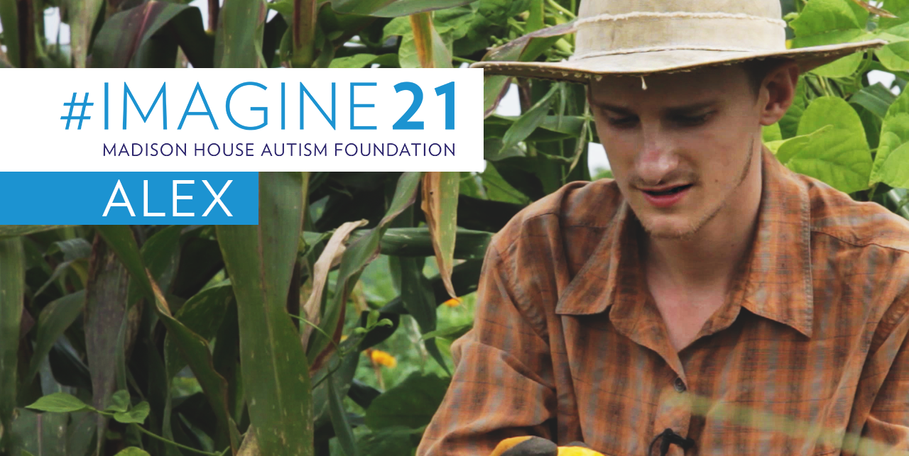 #Imagine21 Film: Alex Cathcart's Story