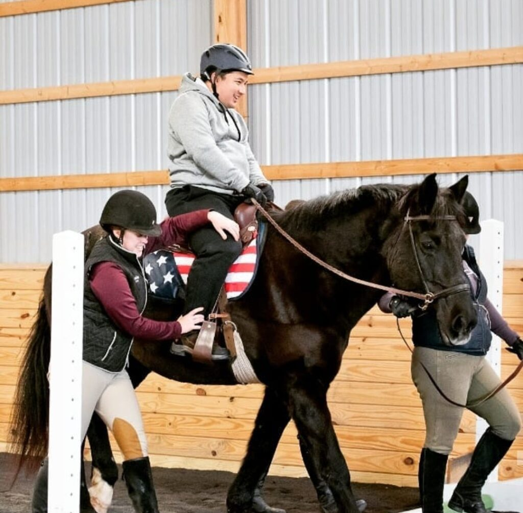 Therapeutic Riding|Behind the Scenes